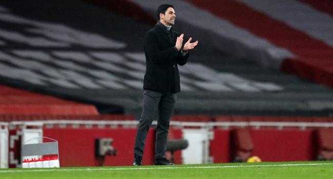 Arsenal Boss Arteta Hails Man City As 'Best In Europe'