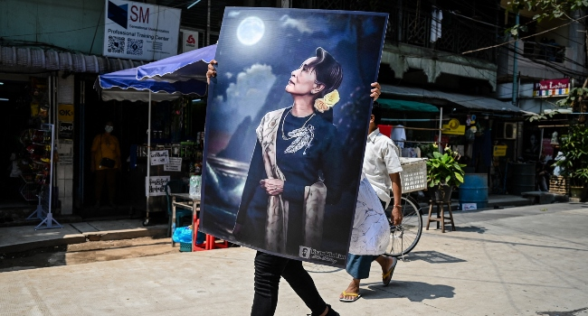 Two People Dead In Myanmar Protest Shooting