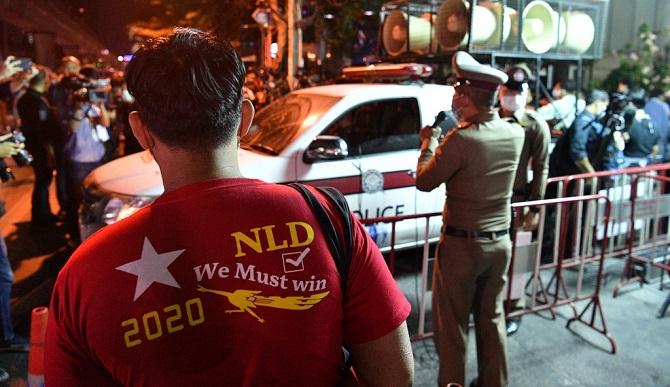 UN Security Council Expresses 'Deep Concern' After Myanmar Coup