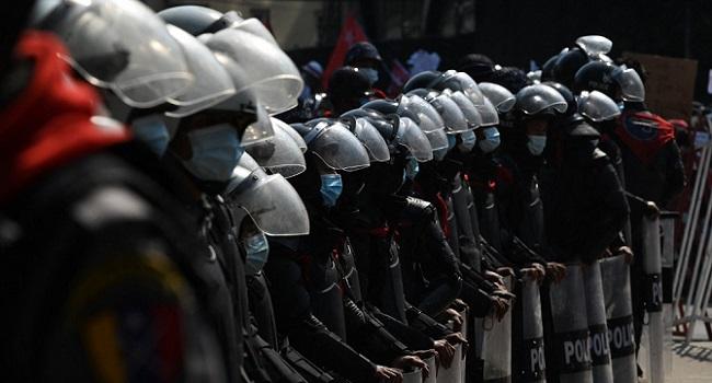 Myanmar Junta Releases 600 Detainees