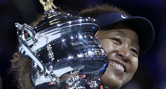 Japan's Osaka Dominates Brady To Win Australian Open
