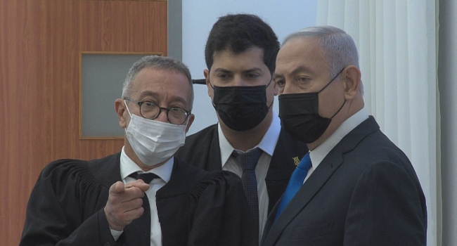 Netanyahu Returns To Court For Corruption Trial Hearing