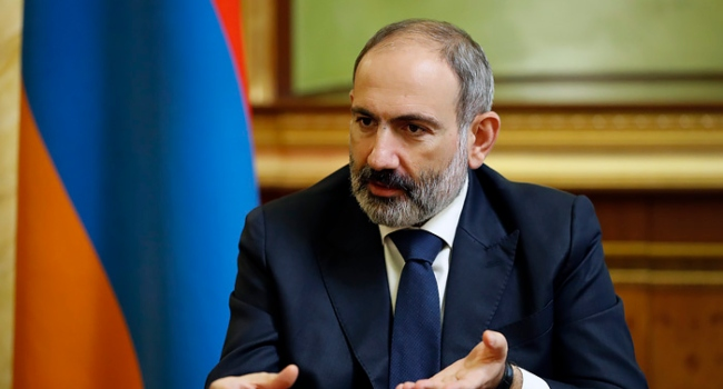 Armenian Prime Minister Denounces 'Attempted Military Coup'