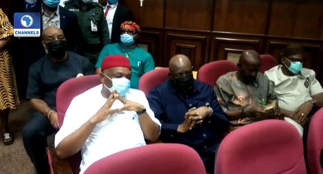 Alleged Money Laundering: Court Fixes April 20 To Hear Kalu's Suit Against EFCC