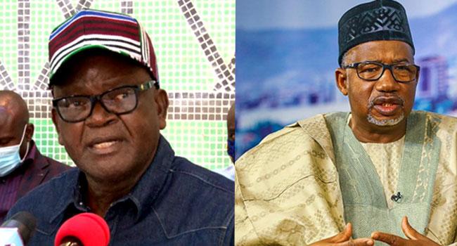 Armed Herdsmen: PDP Wades Into Ortom/Bala Mohammed Disagreement