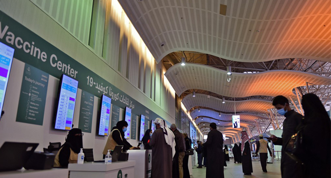 Saudi Bars Entry From 20 Countries As COVID-19 Surges