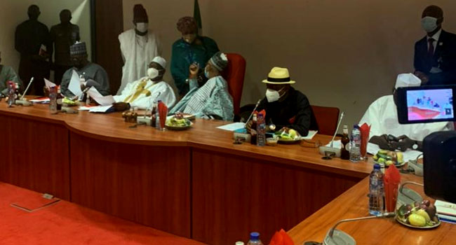 Senate Committee Screens Former Service Chiefs For Ambassadorial Positions