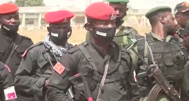 Banditry: IGP Deploys 302 Special Forces To Kaduna