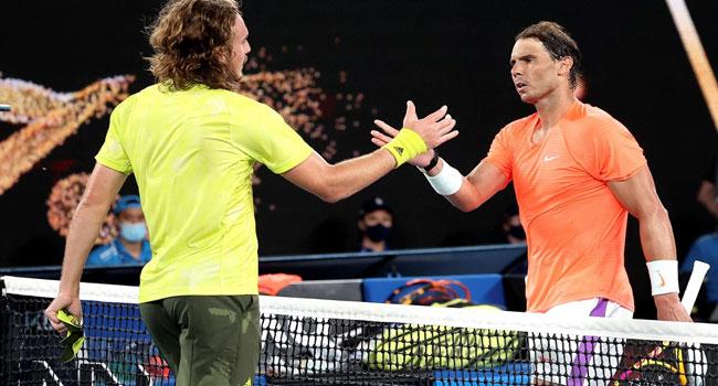 Tsitsipas Upset Ends Nadal's Record Title Bid At Australian Open