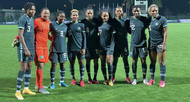 Turkish Women's Cup: Super Falcons Thrash Equatorial Guinea 9-0