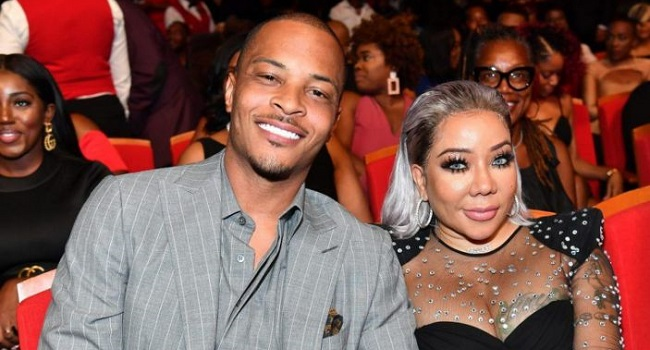 Trafficking Allegations: T.I. Defends Self, Wife