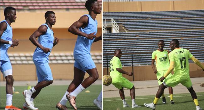 NPFL 21: Rivers United Lose To Katsina United, No Winner In Oriental Derby