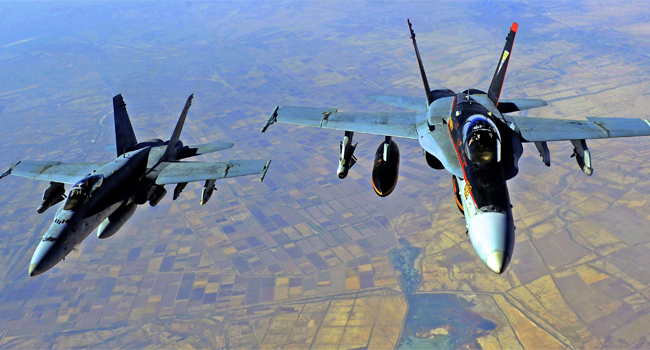 Syria Denounces US Strike As 'Bad Sign' From Biden