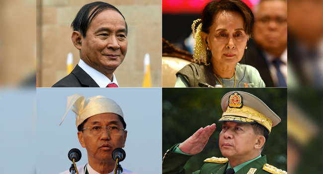 UK, Canada Sanction Myanmar Generals After Coup