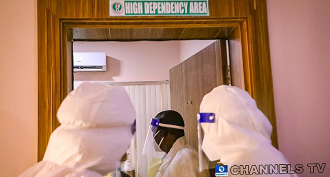 PHOTOS: Inside Gwagwalada's COVID-19 Isolation Centre