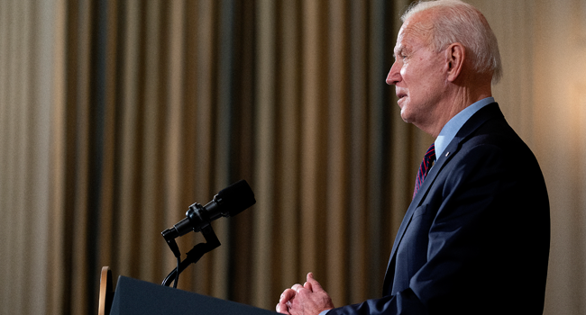 Biden Promises Partnership With Africa, Hopes To Attend Next AU Summit