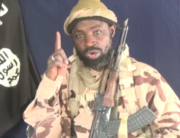 A file photo of a Boko Haram faction leader, Abubakar Shekau