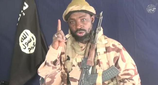 A file photo of a Boko Haram faction leader, Abubakar Shekau