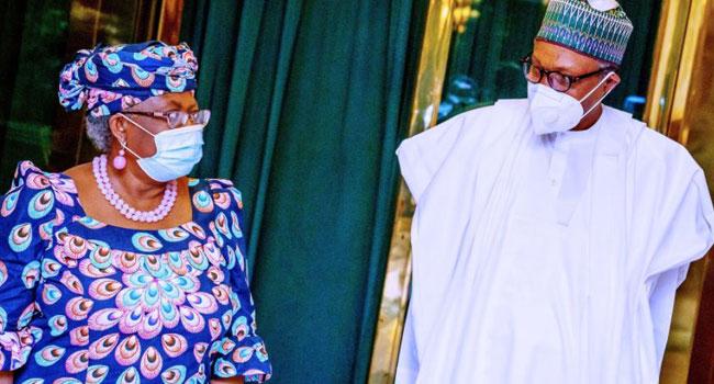Okonjo-Iweala Will Excel In Her New Position As DG WTO – Buhari