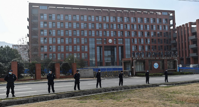 COVID-19 probe: WHO team visits China virus lab in Wuhan