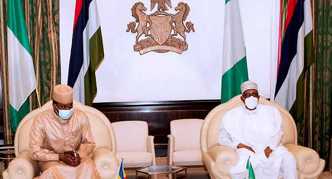 Buhari Thanks Chadian Govt For Security Collaboration