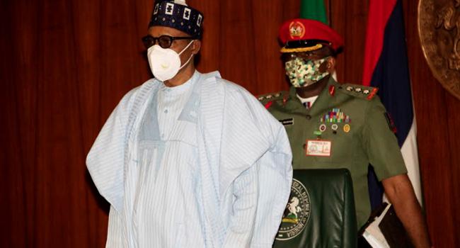 PHOTOS: Buhari Presides Over FEC Meeting