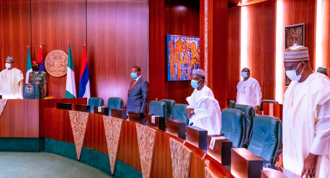 FEC Observes One Minute Silence For Ex-Kwara State Military Administrator