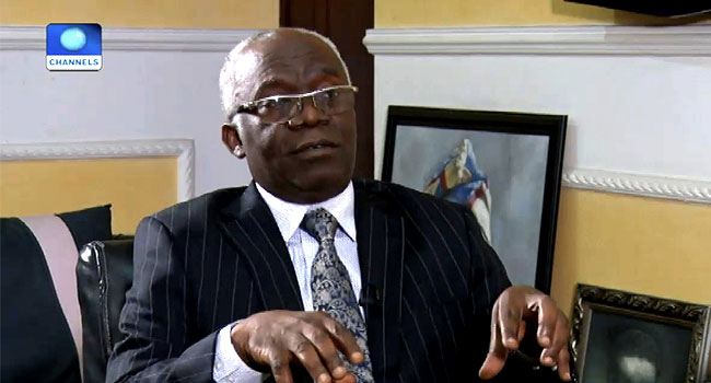 CBN Cannot Appeal The Unfreezing Of #EndSARS Campaigners' Accounts, Says Falana