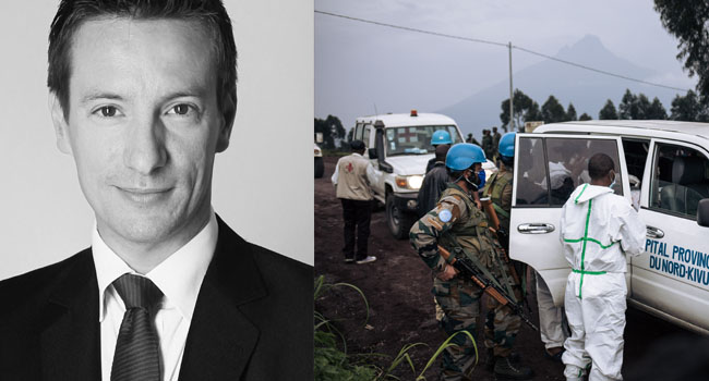 DR Congo Accuses Hutu Rebels Of Killing Italian Ambassador, Two Others