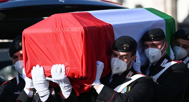 Italian Ambassador Killed In DR Congo Buried In Rome