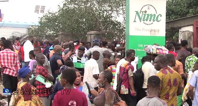 Rivers Residents Ask FG To Make NIN Registration Stress Free