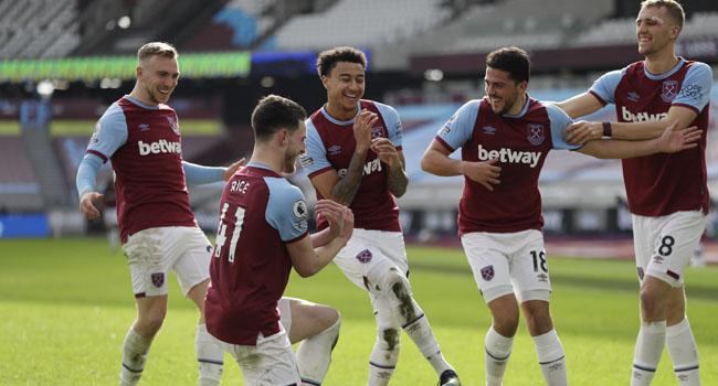 EPL: On Loan United Star Lingard Scores As West Ham Beat Toothless Tottenham