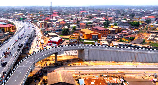 Lagos Govt Opens Agege Pen Cinema Flyover, Five Roads For Use