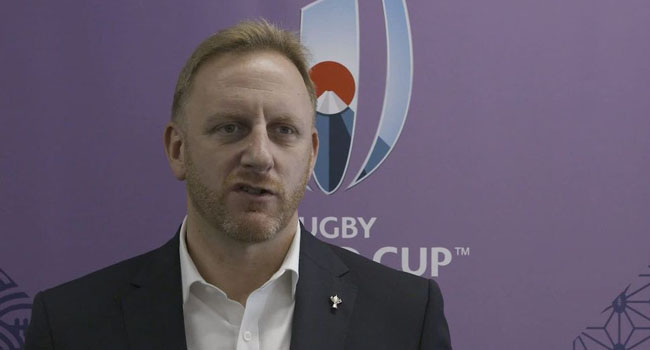 World Rugby Appoints Gilpin As New CEO