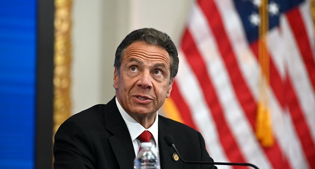New York Governor Andrew Cuomo Resigns After Harassment Claims