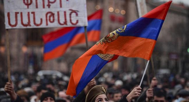 Armenia Struggles Through Crisis As War Wounds Fester