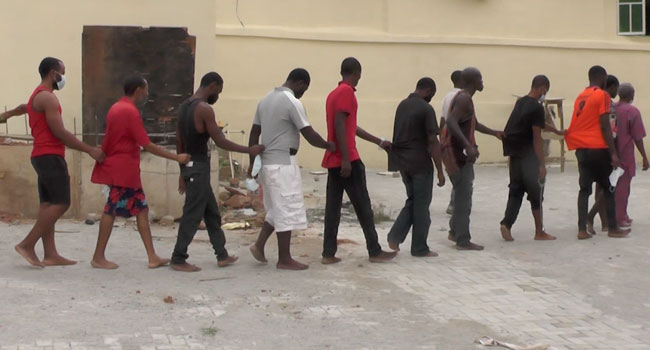 Police Arrest 16 Suspects Linked To Killings Of Security Operatives