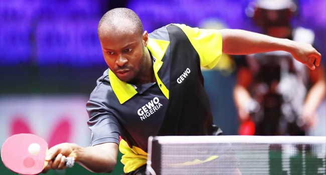 Omotayo Exits, Aruna Ready To Compete At WTT Tournament In Qatar