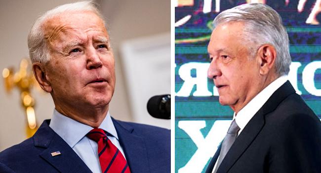 US-Mexican Border: Immigration To Headline Talks Between Biden, Lopez-Obrador