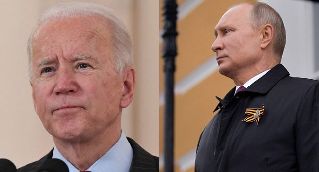 Biden Says He Agrees That Putin Is A 'Killer'