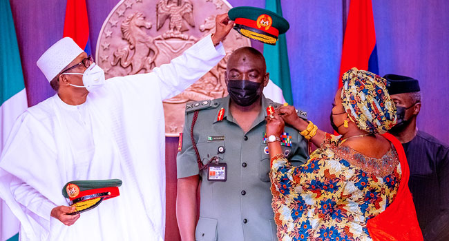 Kaduna Crash: Attahiru, Others Paid Ultimate Price For Peace, Security – Buhari