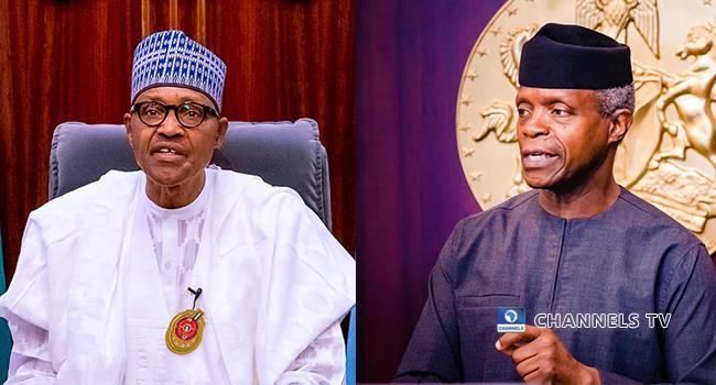 'A Reliable Deputy': Buhari Rejoices With Osinbajo At 64