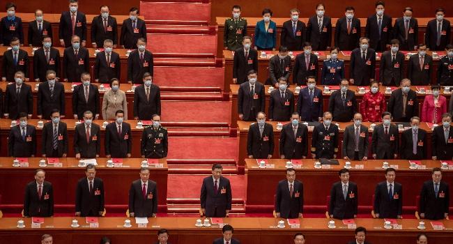 China Approves Plan To Veto Hong Kong Election Candidates