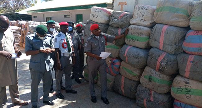 Customs Intercepts Items Worth N79m In Katsina