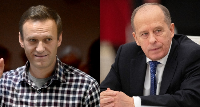 US Imposes Sanctions On Russia Security Chief Over Navalny Poisoning