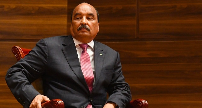Mauritanian Ex-President Summoned In Corruption Case