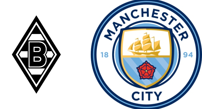 Gladbach Confirm Champions League Tie At Manchester City