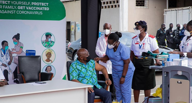 Ghana, Ivory Coast Administer World's First Free Covax Jabs