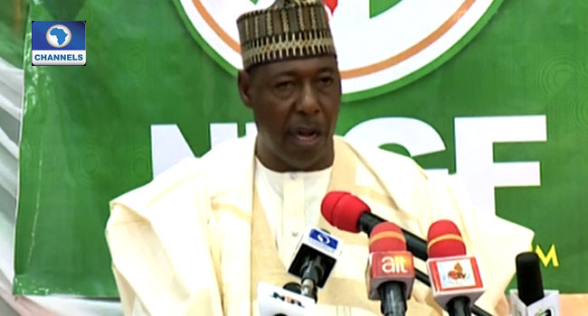 Insurgency: Zulum Asks FG To Seek Support From Neighbouring Countries