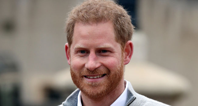Prince Harry Takes Role Fighting 'Avalanche Of Misinformation'
